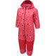 Color Kids Tajo Mini Softshell Coverall Girls Sugar Coral